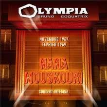 Nana Mouskouri: Olympia: Novembre 1967 & Février 1969, 2 CDs