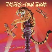 Tygers Of Pan Tang: The MCA Years, 5 CDs