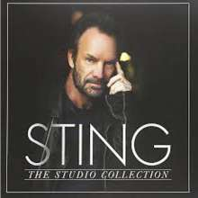 Sting (geb. 1951): The Complete Studio Collection (180g) (Limited-Edition) (Box-Set), 16 LPs