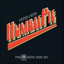 Humble Pie: The A&M Vinyl Box-Set 1970 - 1975 (remastered) (180g) (Limited-Edition), 9 LPs