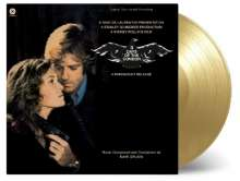 Filmmusik: 3 Days Of The Condor (180g) (Limited-Numbered-Edition) (Gold Vinyl), LP