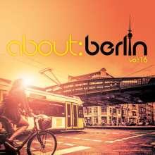 About: Berlin Vol. 16, 2 CDs