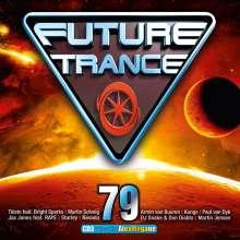 Future Trance 79, 3 CDs