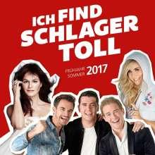 Ich find Schlager toll: Frühjahr/Sommer 2017, 2 CDs