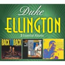 Duke Ellington (1899-1974): 3 Essential Albums, 3 CDs