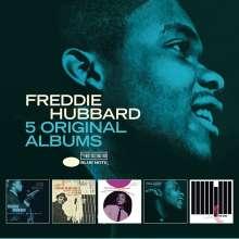 Freddie Hubbard (1938-2008): 5 Original Albums, 5 CDs