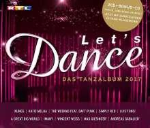 Let's Dance: Das Tanzalbum 2017 + Bonus-CD, 3 CDs