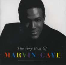 Marvin Gaye: The Very Best Of Marvin Gaye (Limited-Numbered-Edition) (Hybrid-SACD), SACD