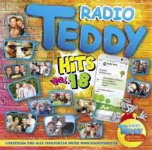 Radio TEDDY Hits Vol. 18, CD