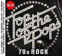 Top Of The Pops: 70s Rock, 3 CDs