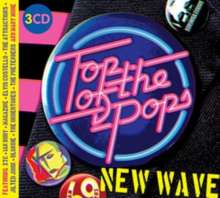 Top Of The Pops: New Wave, 3 CDs