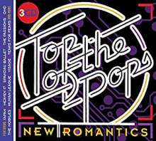 Top Of The Pops: New Romantics, 3 CDs