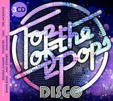 Top Of The Pops: Disco, 3 CDs