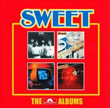 The Sweet: Polydor Albums, 4 CDs