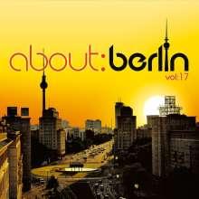About: Berlin Vol. 17, 2 CDs