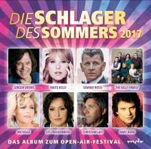 Die Schlager des Sommers 2017, 2 CDs