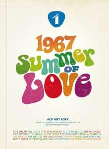 1967 Summer Of Love, 4 CDs