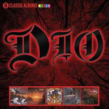 Dio: 5 Classic Albums, 5 CDs