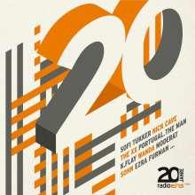 20 Jahre Radio Eins, 2 CDs