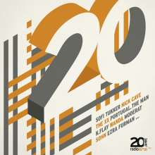 20 Jahre Radioeins (Limited-Numbered-Edition), 4 LPs