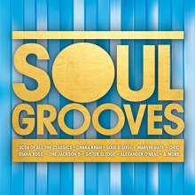 Soul Grooves, 3 CDs