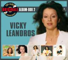 Vicky Leandros: Originale: Album-Box 2 (Deluxe-Edition), 5 CDs
