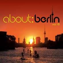 About: Berlin Vol. 18, 2 CDs
