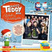 Radio Teddy: Hits Winter & Weihnachten, CD