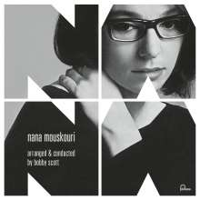 Nana Mouskouri: Nana - Arranged & Conducted By Bobby Scott, CD