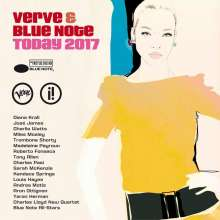 Verve & Blue Note Today 2017, CD
