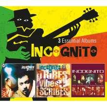 Incognito: 3 Essential Albums, 3 CDs