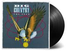Big Country: The Seer (180g) (Expanded-Edition) (+4 Bonustracks), 2 LPs