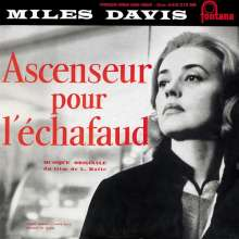 "Miles Davis (1926-1991): Ascenseur Pour L'Echafaud (remastered) (Limited-10""-Collectors-Edition), 3 Single 10""s"
