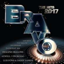 Bravo: The Hits 2017, 2 CDs