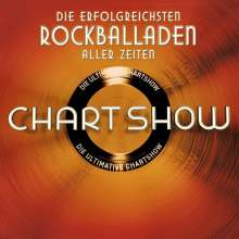 Die ultimative Chartshow: Rockballaden, 2 CDs