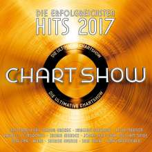 Die ultimative Chartshow - Hits 2017, 2 CDs