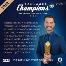 Schlager Champions 2018 - Das große Fest der Besten, 2 CDs