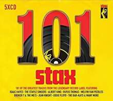 101 Stax Records, 5 CDs