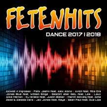 Fetenhits Dance 2017 - 2018, 2 CDs