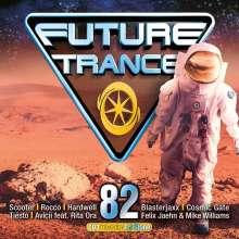 Future Trance 82, 3 CDs