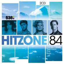 Hitzone 84, 2 CDs