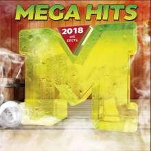 Megahits 2018 - Die Erste, 2 CDs