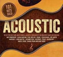 101 Acoustic, 5 CDs