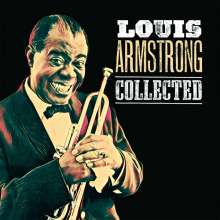 Louis Armstrong (1901-1971): Collected (180g) (Limited-Numbered-Edition) (Green Vinyl), 2 LPs