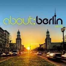 About: Berlin Vol. 19, 2 CDs