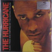 Filmmusik: The Hurricane (Music From And Inspired By The Motion Picture) (180g) (Limited-Numbered-Edition) (Red Vinyl), 2 LPs