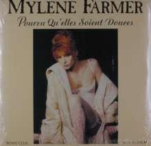 Mylène Farmer: Pourvu Qu'elles Soient Douces, LP