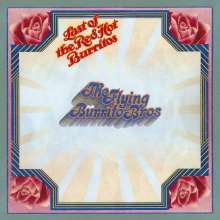 The Flying Burrito Brothers: Last Of The Red Hot Burritos, CD
