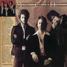 Roger McGuinn, Gene Clark & Chris Hillman: McGuinn, Clark & Hillman, CD