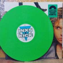 INXS: Kick (Limited-Edition) (Green Vinyl), LP